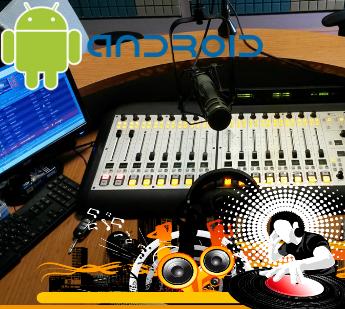 android radyo uygulaması
