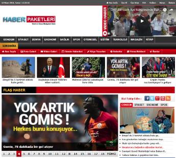 haber sitesi açmak